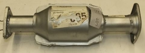 HONDA CONCERTO 1.5 10/89-03/91 Catalytic Converter
