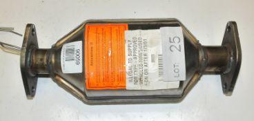 ROVER MINI 1.3 01/90-02/01 Catalytic Converter