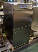 Maidaid dishwasher - MH 720 DDE BT - 240V - 50hz - DW123E - 7650W - 32.7A