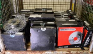 Vehicle parts - Drivemaster brake discs - see pictures for models and types