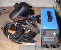 Tecarc MMA166i Dual DC Welder Set 110/240v