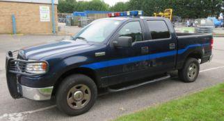 Ford f-150 XLT pick up truck - Gasoline - year 2006 - 8 cylinder engine
