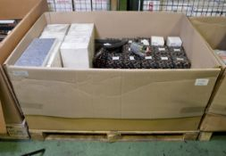 Vehicle parts - air / cabin / fuel filters - see picture for itinerary for model numbers a