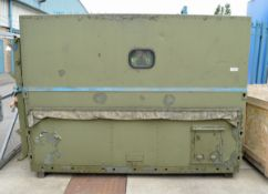 Cabin Container - L 2600mm x W 2240mm x 1950mm