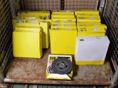 Vehicle parts - LUK Repset clutch kits - see pictures for models and types