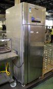 Gram PLUS F600 RSH C 4N Upright Freezer Unit - 230V - L700mm x D880mm x H2000mm