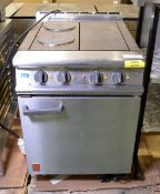Falcon E3161 3HP Electric Range Oven - 400v - W 600mm x D 800mm x H 850mm