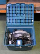 Makita 5703R Circular Portable Saw 110v In A Case