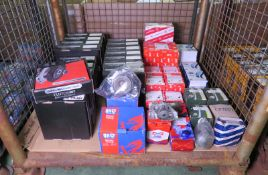 Vehicle parts - Drivemaster clutch kits, water pumps - see pictures for models and types