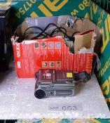 Canon MVX10i Digital Video Camcorder + Accessories