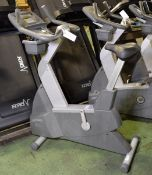 Life Fitness 95ci exercise bike - AS SPARES OR REPAIRS