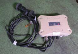 Wireless solutions W-DMX unit