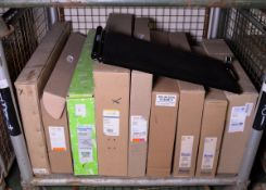 Vehicle parts - radiators, condensers - see pictures for models and types