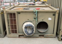 Finning Air Conditioner Base Unit 415v L 1790mm x W 1305mm x H 1105mm