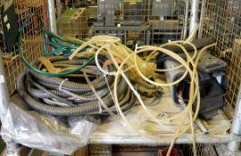Vacuum cleaner hoses, Various Plastic Tubing