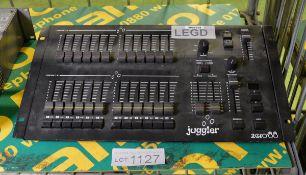 Cooper Controls Zero 88 light mixer desk
