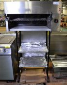 Falcon G2522 Dominator Grill With Stand L 900mm x W 850mm x H 1580mm