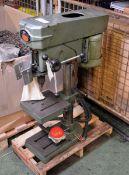 Startrite Mercury mark II bench drill - 415V - 3ph - serial 12691