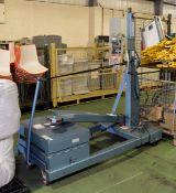 Ruger HP1500R CC - 1500kg engine crane
