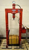 Blue-Point 20 ton Arbor Hydraulic Press