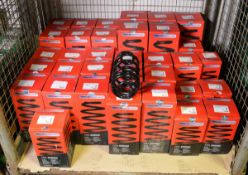Vehicle parts - Drivemaster coil springs - see pictures for models and types