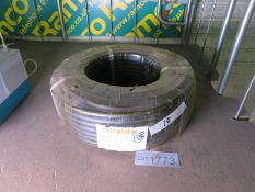Weldability single argon hose unfitted - 6mm - 50M