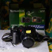 Fujifilm FinePix S602 Zoom Digital Camera