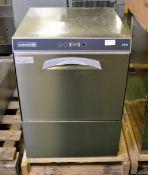 Maidaid dishwasher - C515 - 6.5kW - 230V 1 phase 50hz - W 580mm x D 610mm x H 810mm