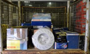 Vehicle parts - Bosch brake parts - see pictures for models and types