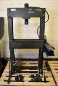 Tangye 20 ton Arbor Hydraulic Press - 1979