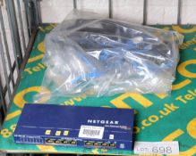 Netgear FS108 Fast Ethernet Switch