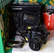 Fujifilm FinePix S9600 Digital Camera + Accessories