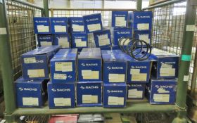 Vehicle parts - Sachs coil springs - see pictures for models and types