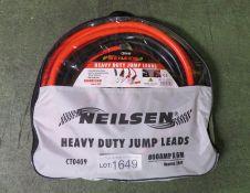 Neilsen CT0409 800amp x 6M - 20ft jump leads