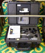 Iridium 9555 Satellite Phone Kit & Case