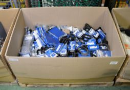 Vehicle parts - wear leads, fuel caps,bolts, screws, crank lever, bearing joints, rubber b