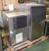 Hoshizaki Ice Maker - IM-240ANE - 220-240V 8.6A, Hoskizaki ice storage bin