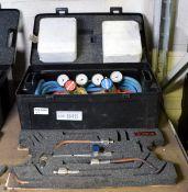 Saffire Gas Welder/Cutting Set