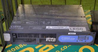 Cloud CXV-225 500W Stereo 100v Line Amplifier