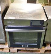 Unox XEEC-10HS-EPD oven - 1.5kW - 220-240V - W 600mm x D 610mm x H 595mm