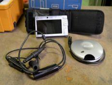 Archos AV500 mini screen