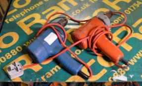 2x Power drills