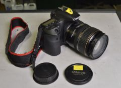 Canon EOS 60D Digital Camera With EF-S 17-85mm Lens