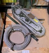 Tirfor T35 Lifting / Pulling Hand Winch