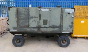 Hydraulics International Inc. 88043-100 - diesel driven dual system - MFG number 56529 ser