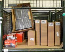 Vehicle parts - radiators, Mintex brake calipers, Bosch electric fuel pump