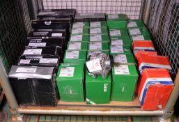 Vehicle parts - Drivemaster / LPR brake discs, Lucas alternators, Unipart