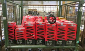 Vehicle parts - Drivemaster, Anschler coil springs - see pictures for models and types