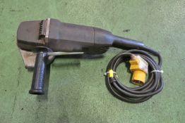 Black & Decker Pro Heavy Duty Angle Grinder 110v