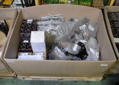Vehicle parts - Borg Warner turbo chargers, shock absorbers, suspensions arms, brake cable